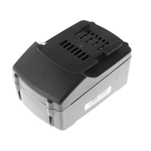 Bateria para Metabo KHA 18 LTX 600210670 600210840 (3 Ah)