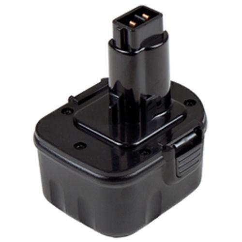 Bateria para 12V Black & Decker CD120GK CD120GK2 CD12C CD12CA