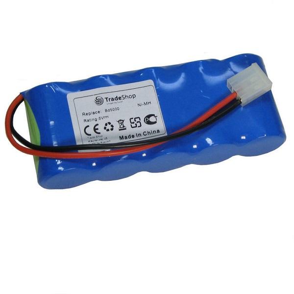 BOSCH SOMFY K6 K8 K10 K12 Roll-Lift Easy-Lift 6V compativel Bateria