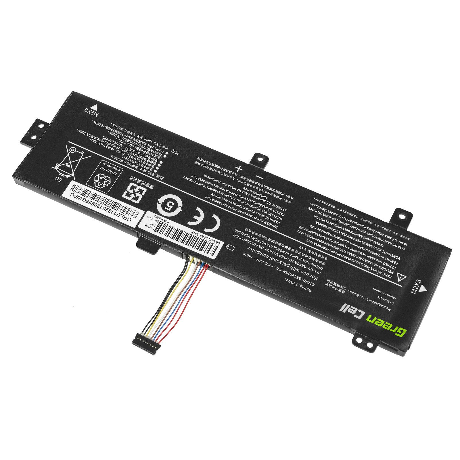 Bateria para L15C2PB3 L15M2PB3 L15L2PB4 Lenovo IdeaPad 510-15IKB 510-15ISK