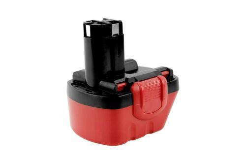 Bosch GSR12V GSR12-1 GSR12-2 GSB12VE-2 PSR 12 PAG12 12V compativel Bateria