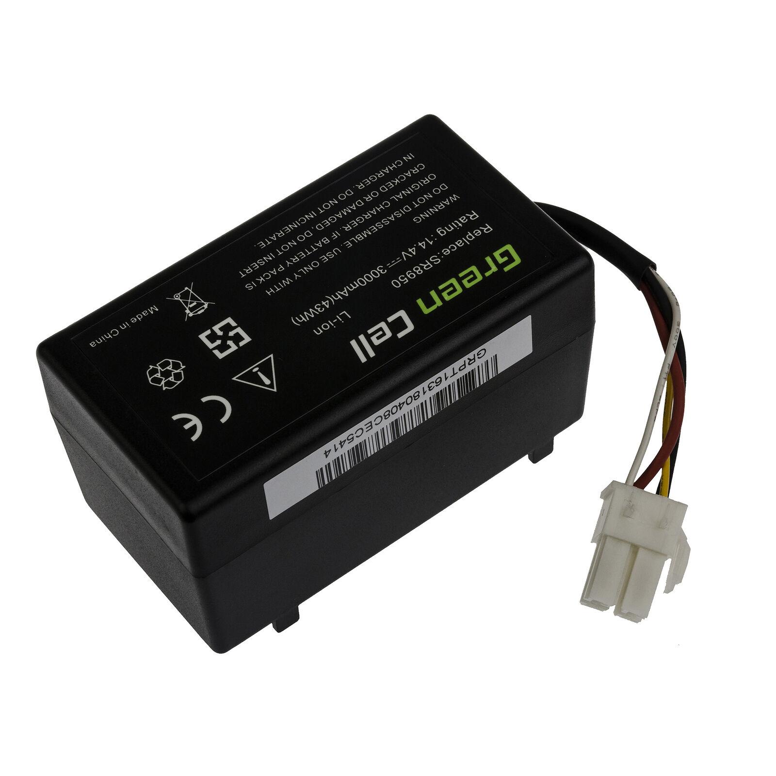 Bateria para Samsung NaviBot SR8930 SR8940 SR8980 SR8981 SR8988 14.4V 3Ah